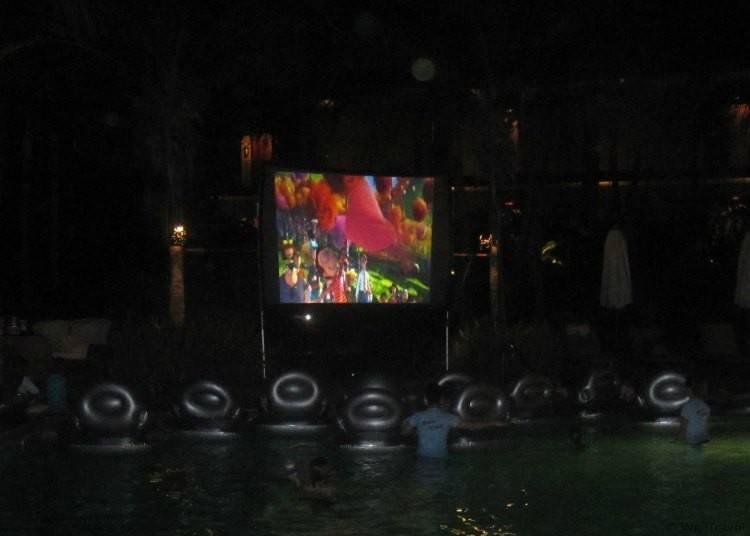 Family vacation in Costa Rica at the Four Season Papagayo