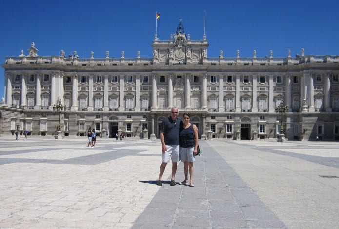 Palacio Real in Madrid | What to do in Madrid with Kids | We3Travel