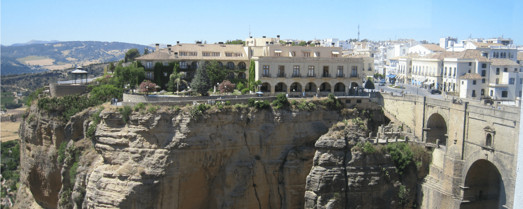 24 Hours In Ronda With Kids