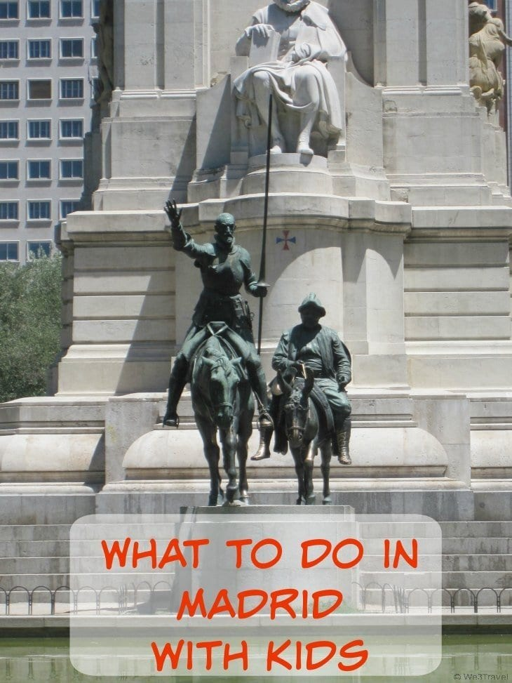 What to do in Madrid with Kids