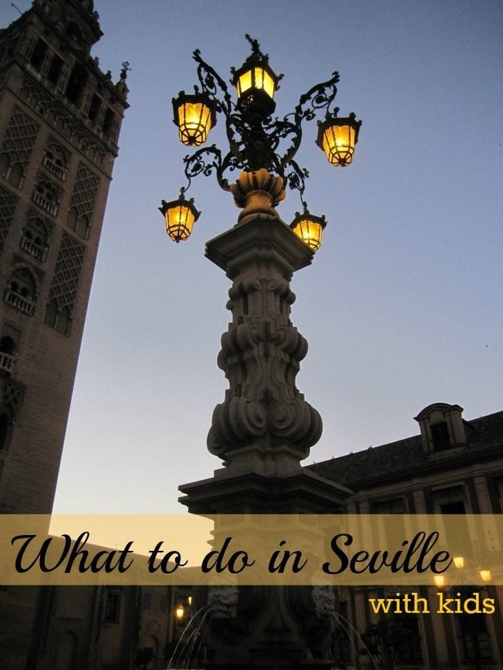 Things to do in Seville with Kids   Sevilla   Spain  Family Travel