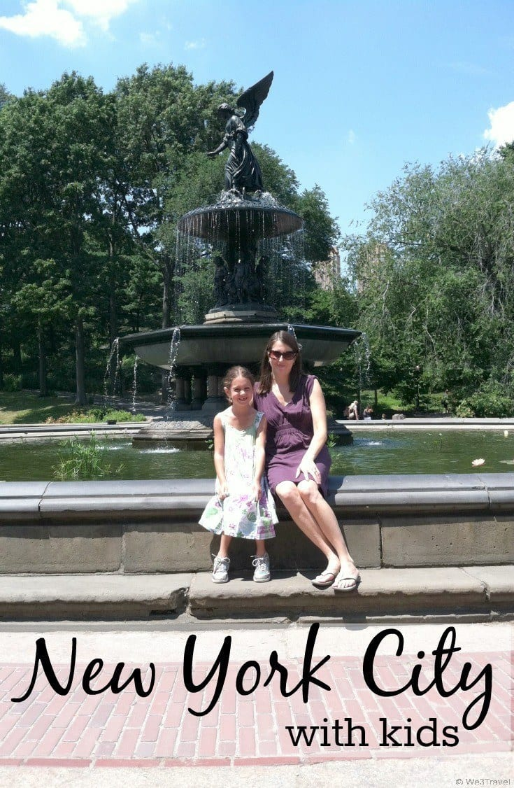 What to do on a weekend in NYC with kids
