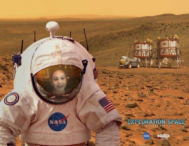 Exploration Space at Kennedy Space Center via We3Travel.com
