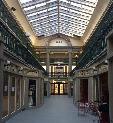 Providence Arcade: 48 Hours in Providence, RI