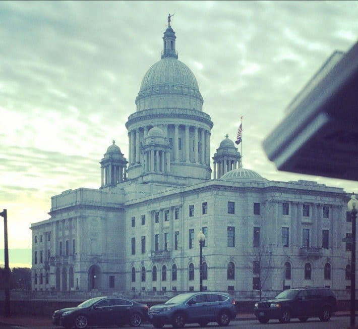 Rhode Island State house | Planning a Weekend Getaway to Providence | We3Travel.com