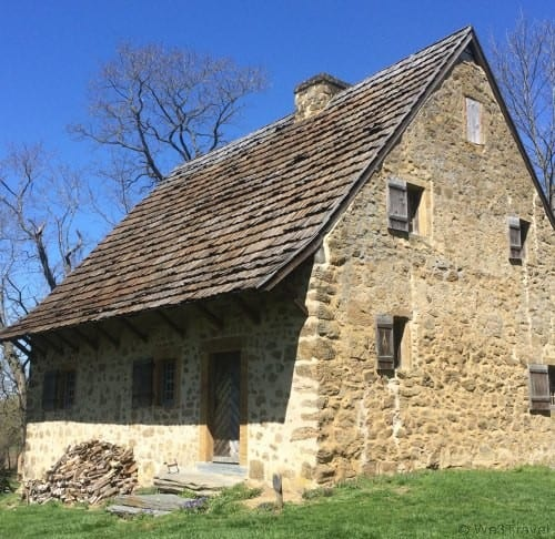 Hans Herr House - 10 Things to do in Lancaster, PA with Kids