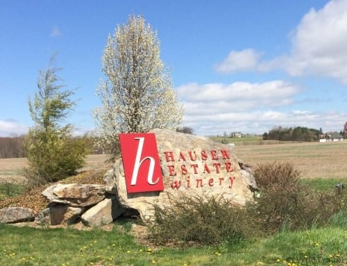 Hauser Estate Winery on the Gettysburg Wine and Fruit Trail