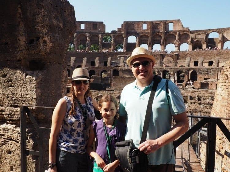 Overome tour review: Colosseum and Ancient City tour