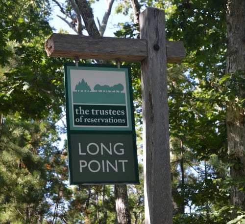 Nature preserve at Long Point on Martha's Vineyard - 10 Things to do on Martha's Vineyard for First-timers