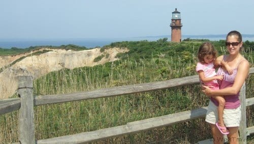 Aquinnah Light - What to do on Martha's Vineyard