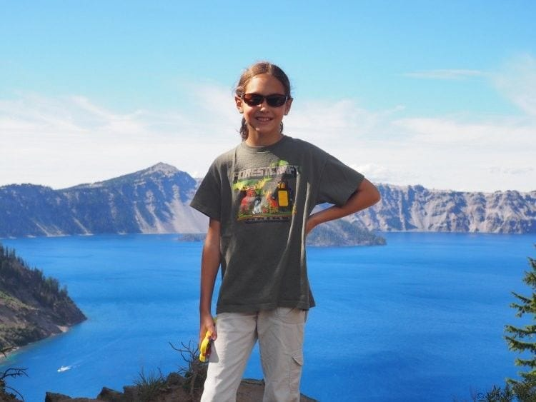 Pictures of Crater Lake