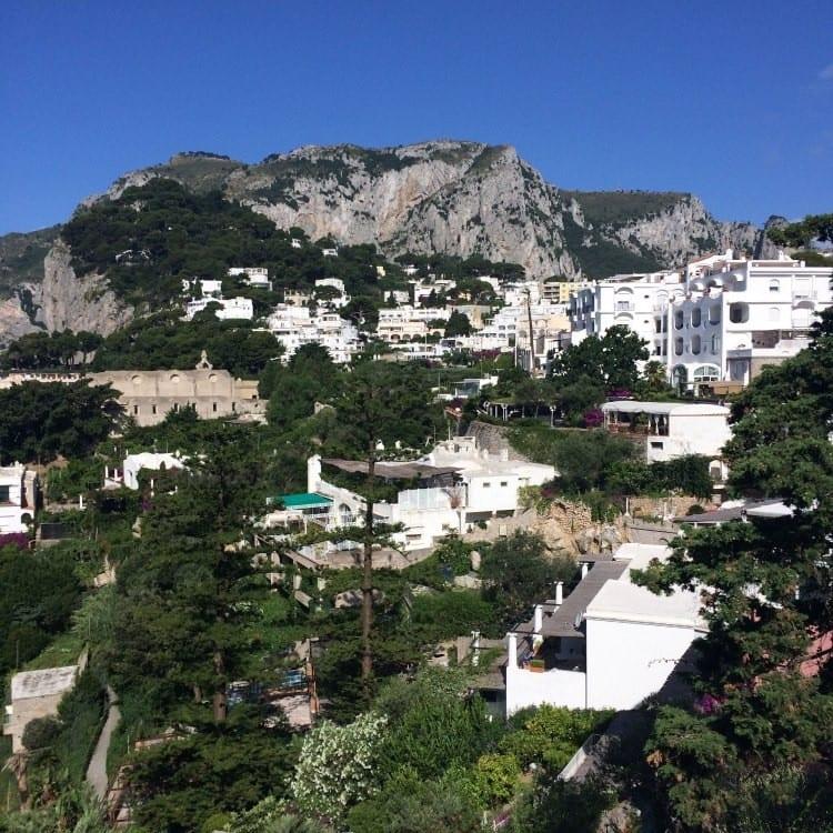 Casa Morgano Capri Italy