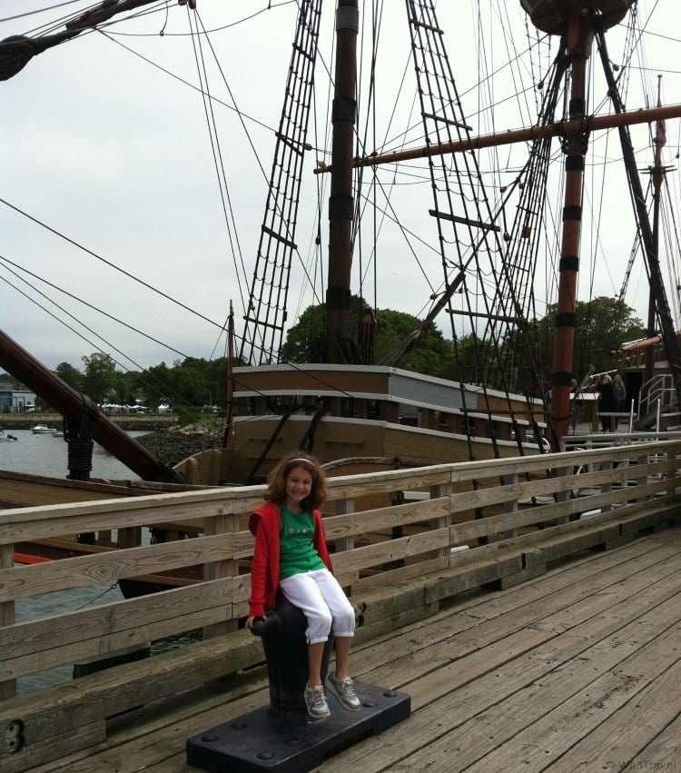 Mayflower II   Plymouth MA   Plimouth Plantation