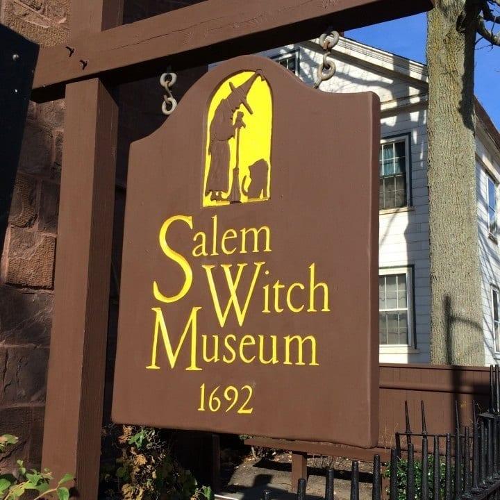 Visiting Salem MA with Kids - Salem Witch Museum