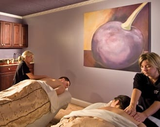 Mother daughter spa getaway at the Beach Plum Spa in Plymouth MA