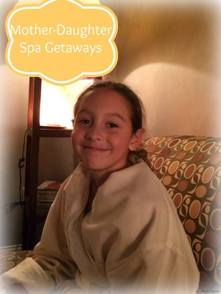 Mother Daughter Spa Getaway at the Beach Plum Spa in Plymouth, MA