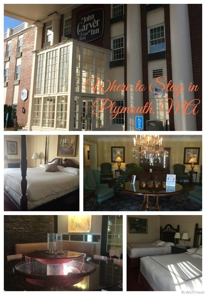 Where to Stay in Plymouth MA: The John Carver Inn review