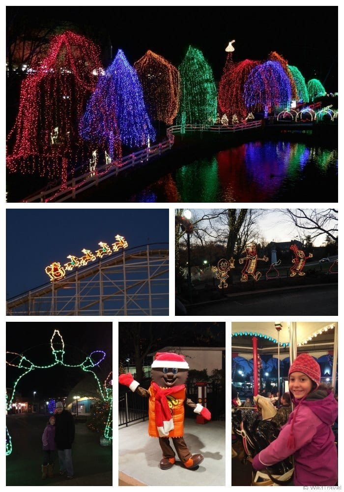 Christmas in Hershey - Hershey Park Candy Lane