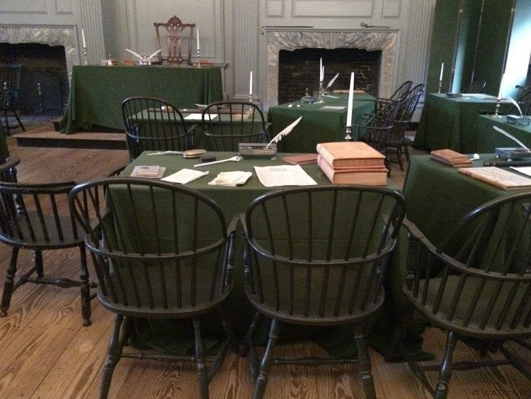 Tips for touring historic Philadelphia with kids