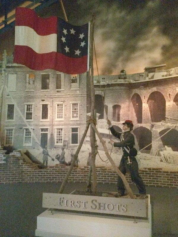 National Civil War Museum -- What to do in Harrisburg PA in Winter