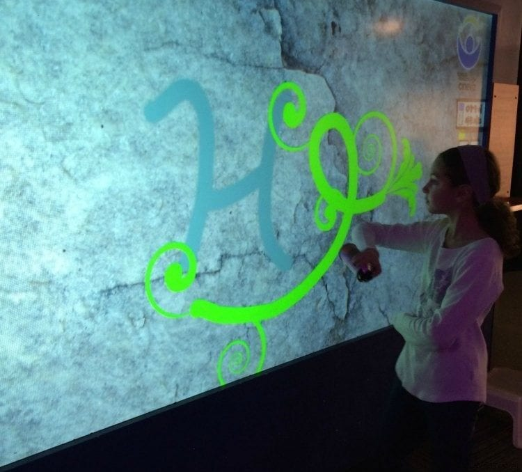 What to do in Harrisburg with kids -- The Whitaker Science Center