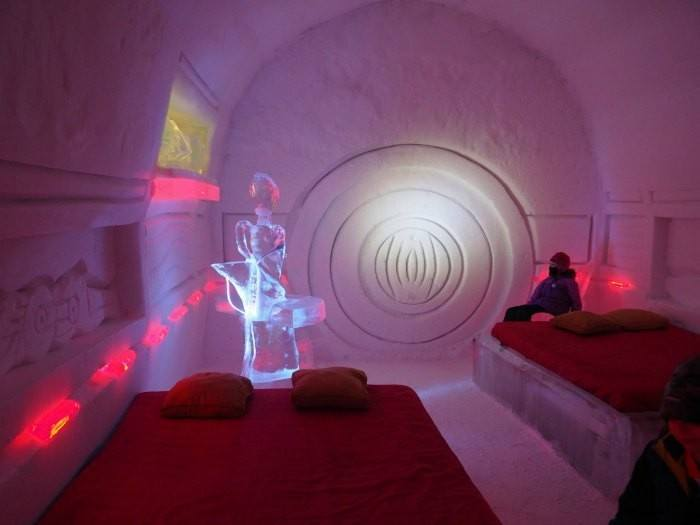 Ice Hotel in Quebec, Canada: Hotel de Glace review