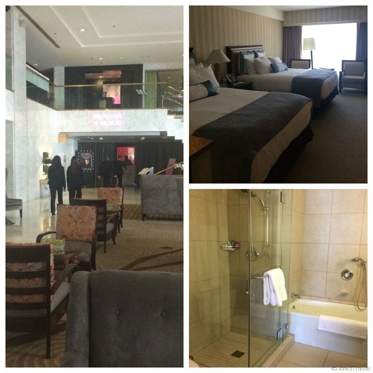 Where to stay in San Francisco? The Hotel Nikko is right near Union Square and offers large rooms for families.