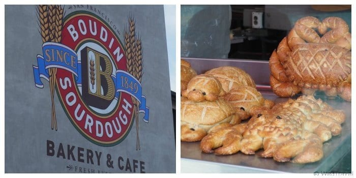 2 Days in San Francisco with Kids: A Sample Itinerary. Be sure to include a stop at Boudin's bakery for their famous sourdough bread.