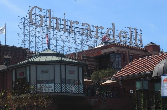 2 Days in San Francisco with Kids -- a sample itinerary of what to do with kids, tweens and teens in San Francisco if you just have two days. Include a stop at Ghirardelli Square.