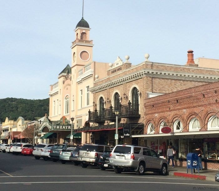 Things to do in Sonoma with family