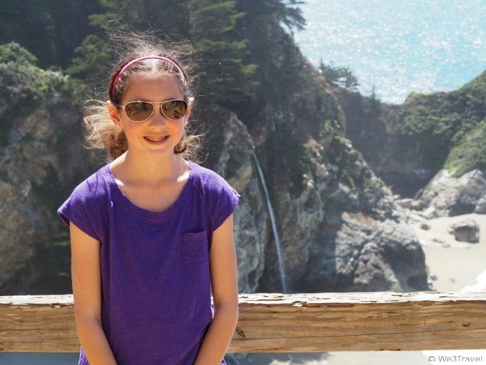 Tips for driving the CA coast -- stop at McWay Falls