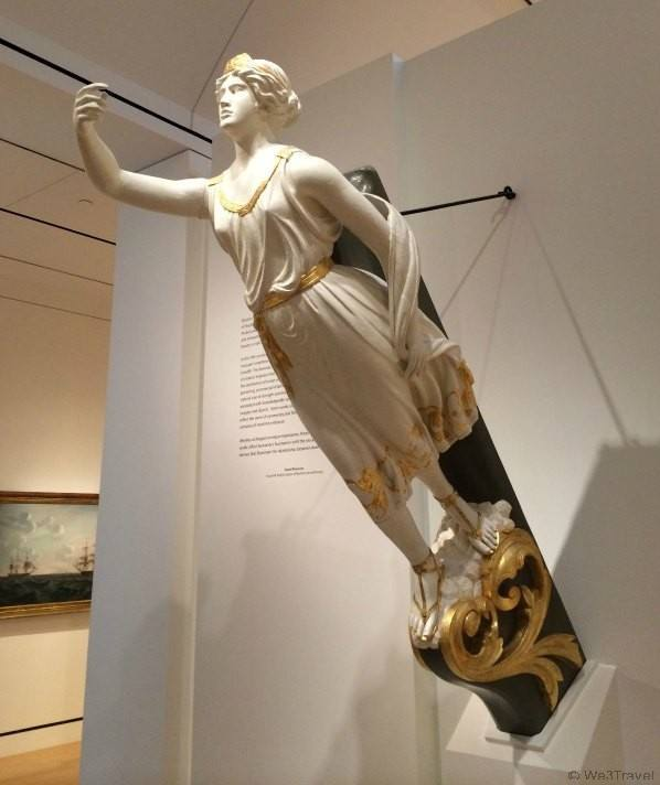 Museums in New England -- the Peabody Essex Museum in Salem, MA