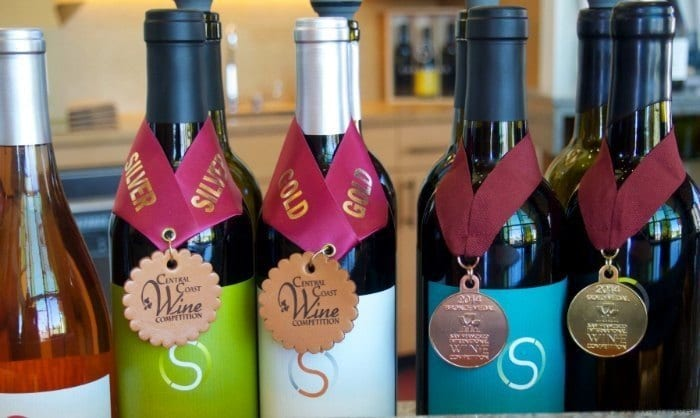 Family -friendly Paso Robles wineries -- Shale Oak winery is a winner!