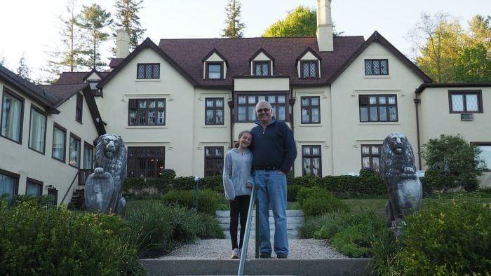 Berkshires with Kids: Seven Hills Inn in Lenox MA