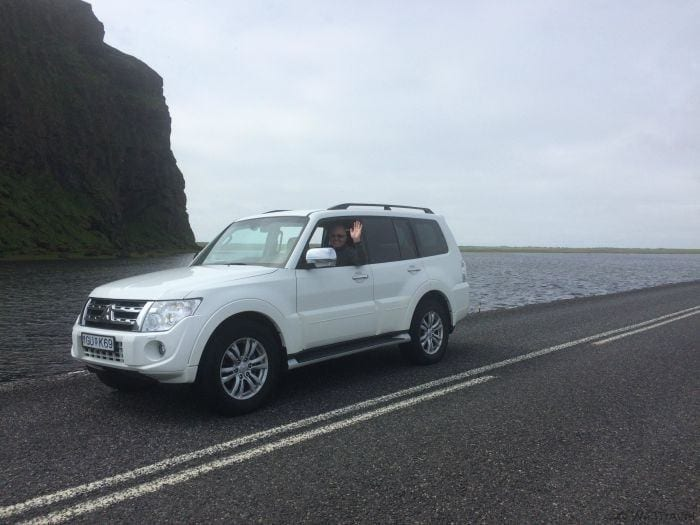 5 days in Iceland -- rent a car from Sixt