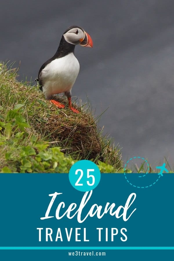 25+ Iceland Travel Tips. Make sure you read these Iceland tips before you go! It covers everything from when to plan to whether or not you need to exchange money. #iceland #icelandtips #icelandtravel #traveltips