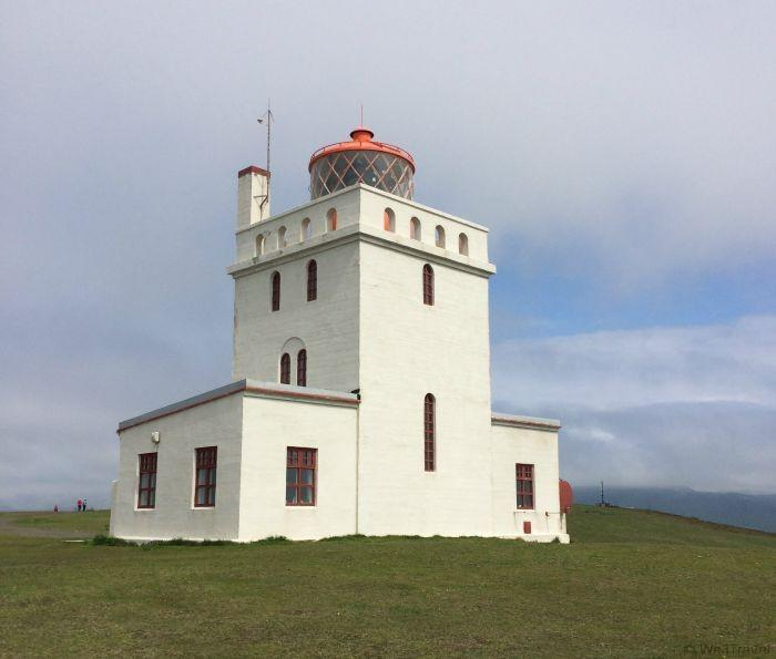Looking for puffins in Iceland