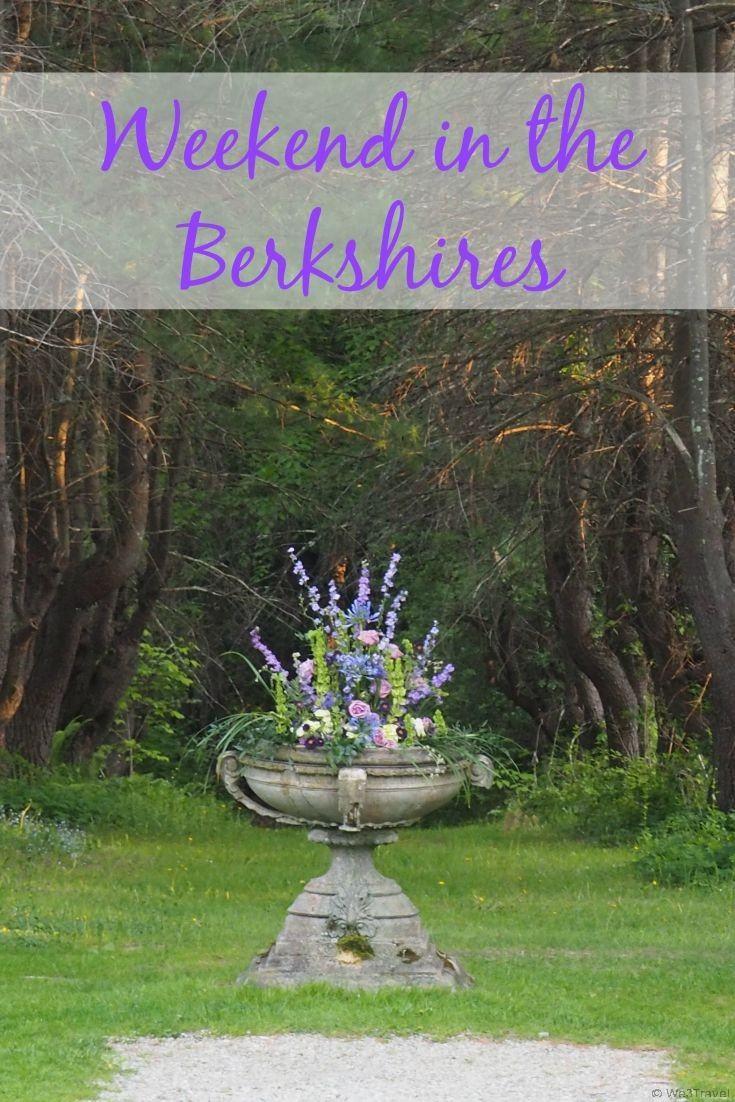 Weekend in the Berkshires