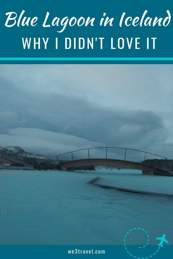 Blue Lagoon Iceland reviews - why I didn't love the Blue Lagoon in Iceland. I break down the good and bad to see if it is something you want to splurge on during a trip to Iceland. #iceland #bluelagoon