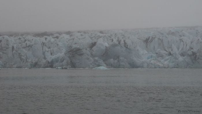 Touring the Jokulsarlon Glacier Lagoon in Iceland -- getting up close with icebergs