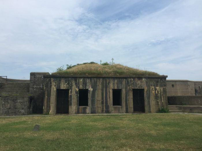 Fort Wool in Hampton VA