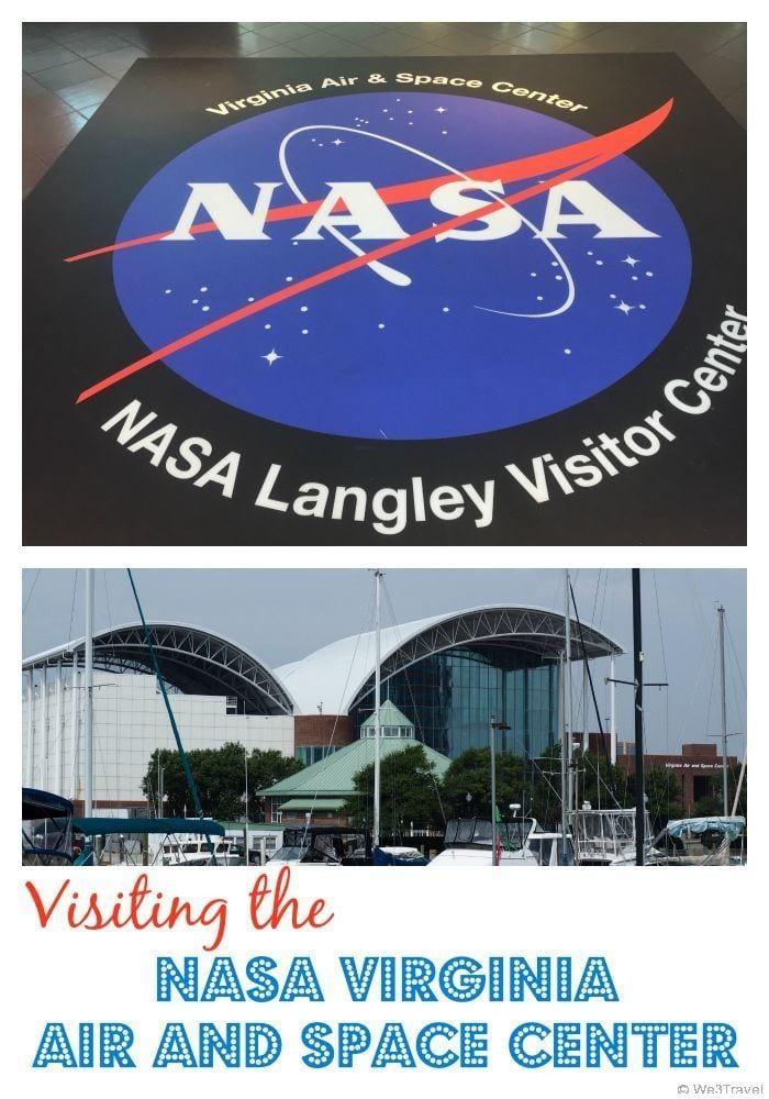Exploring the NASA Virginia Air and Space Center