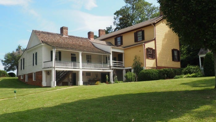 Things to do in Charlottesville VA -- Visit President James Monroe's home at Ash Lawn-Highland