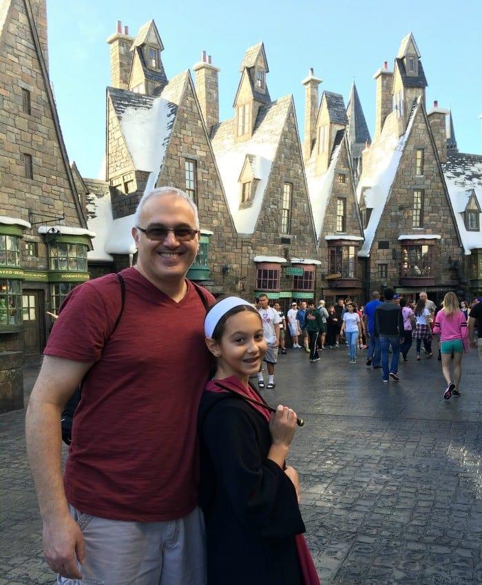 Harry Potters Wizarding World Hogsmeade