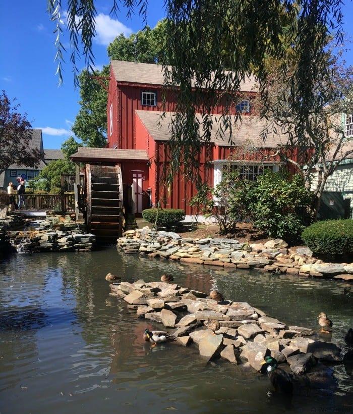 Olde Mistick Village -- Mystic Attractions