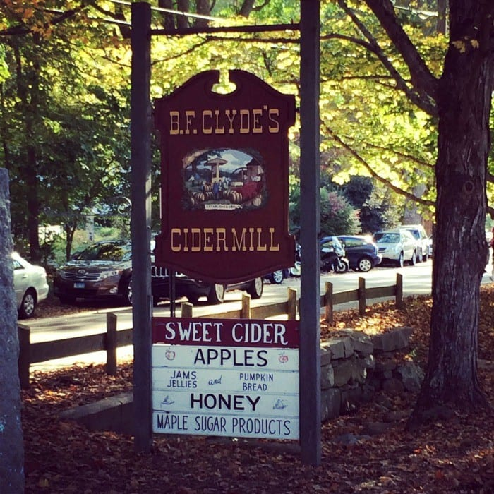 Mystic Attractions -- B.F. Clyde's Cider Mill