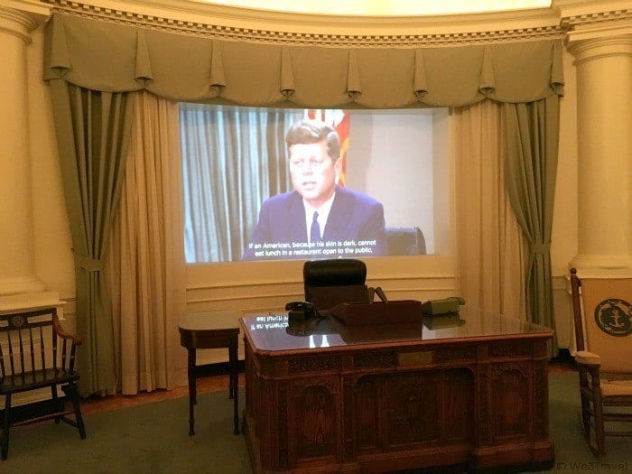 Things to do in Boston in Winter -- Visit the JFK Library and museum