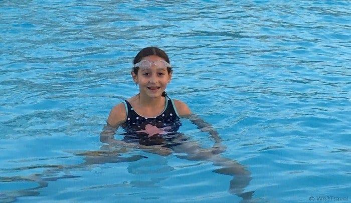 Pool at the Cabana Bay
