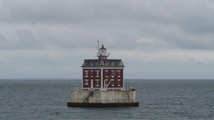 Connecticut Lighthouse 2 Little House