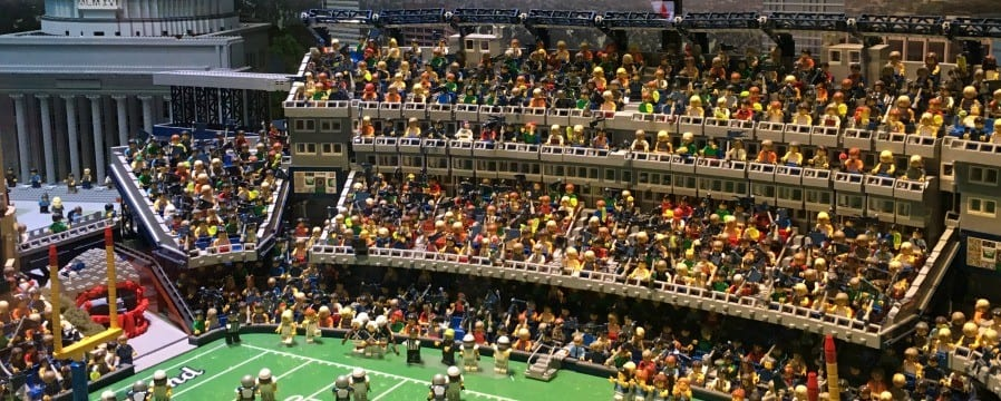 Visiting LEGOLAND Discovery Center Boston with Tweens
